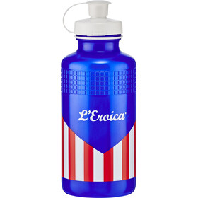 Elite Eroica Vannflaske 500ml rød/Blå